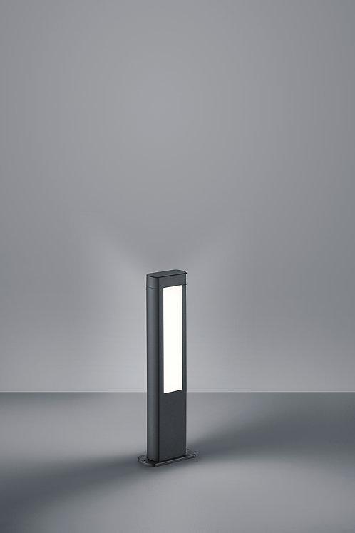 Utelampe antrasitt LED - Rhine 50