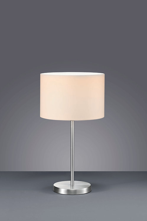 Bordlampe hvit - Hotel