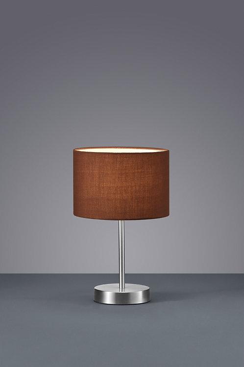 Bordlampe brun - Hotel