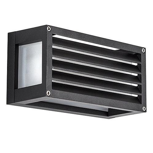 Vegglampe svart - Bars
