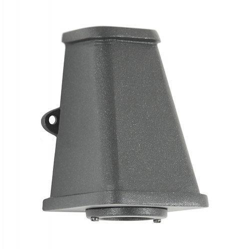 Vegglampe grå - Triton