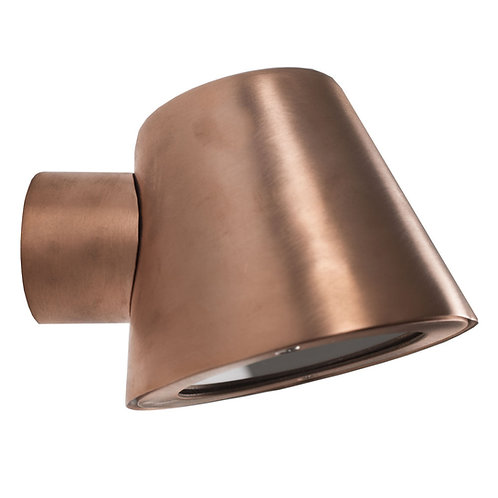 Vegglampe kobber - Vita Cup
