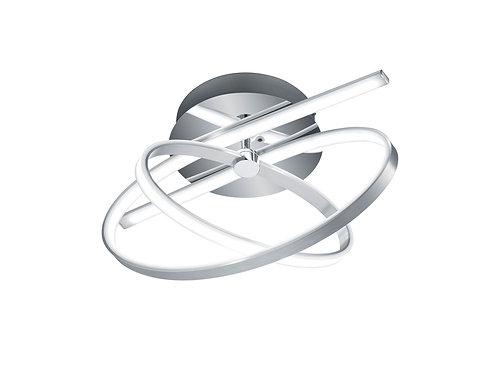 Design taklampe krom LED - Coronado