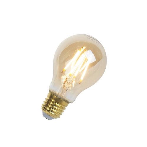 LED Goldline lyspære E27 5W 360LM A60 dimbar