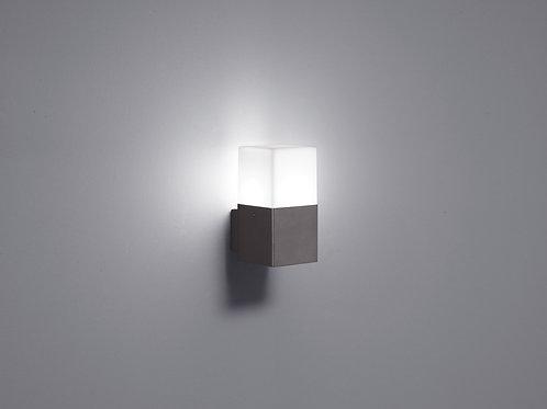 Vegglampe svart - Hudson