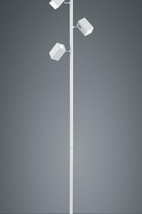 Gulvlampe hvit LED - Lagos