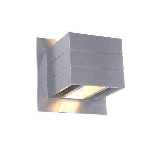 Vegglampe stål LED - Liberstas
