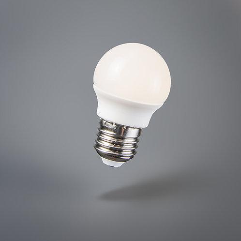 LED 3.5W E27 G45 WW