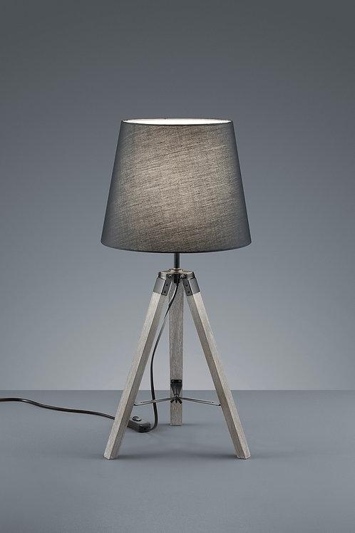 Bordlampe grå - Tripod