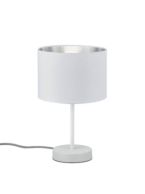 Bordlampe hvit - Hostel