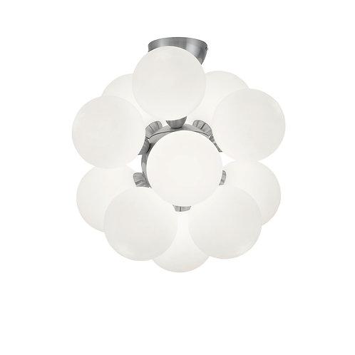 Design taklampe hvit - Alicia
