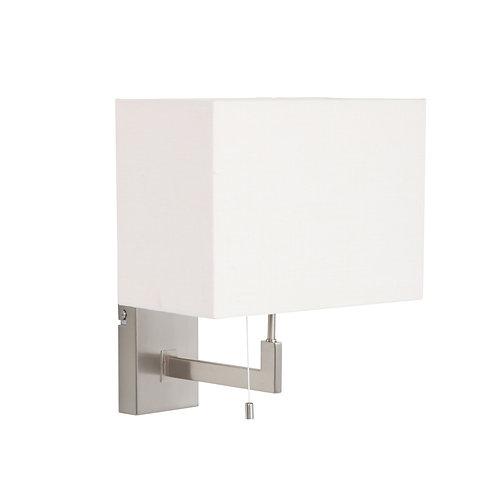 Design vegglampe hvit - Louis