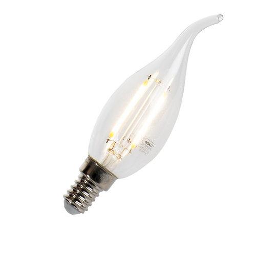 LED E14 3W 2700K 250LM F35 dimbar