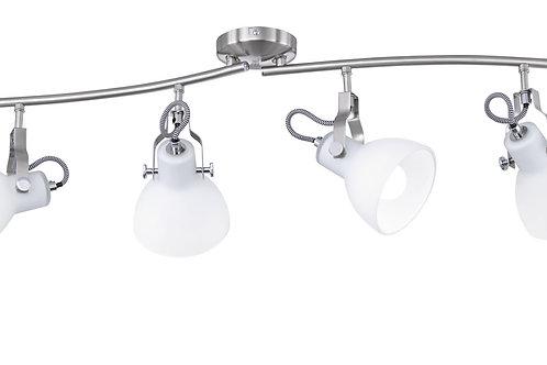 Design taklampe hvit - Ginelli