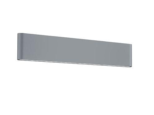 Design vegglampe grå - Thames II