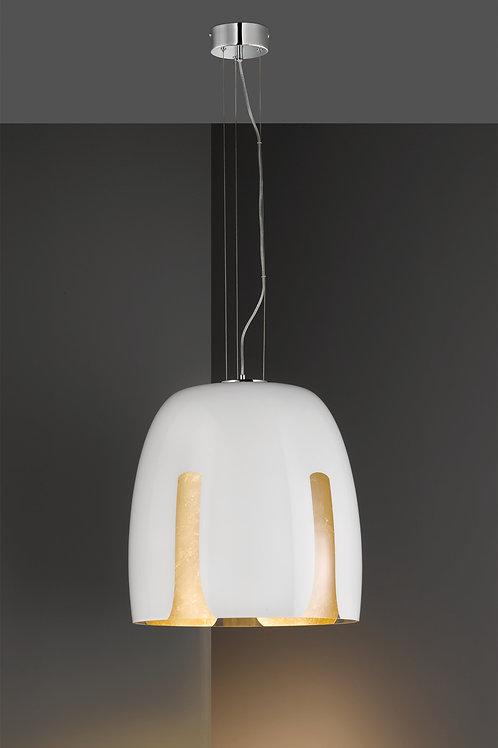 Design hengelampe hvit - Madeira 48