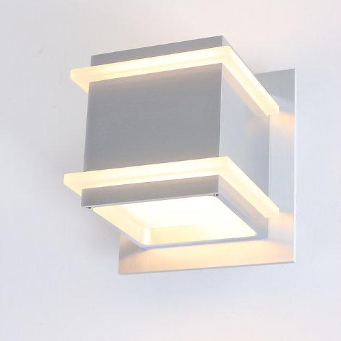 Vegglampe stål - Liberstas