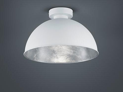 Industriell taklampe hvit - Jimmy