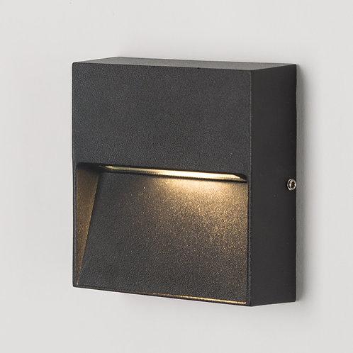 Vegglampe svart - Shadow