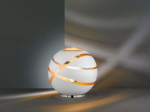 Bordlampe hvit - Faro 30
