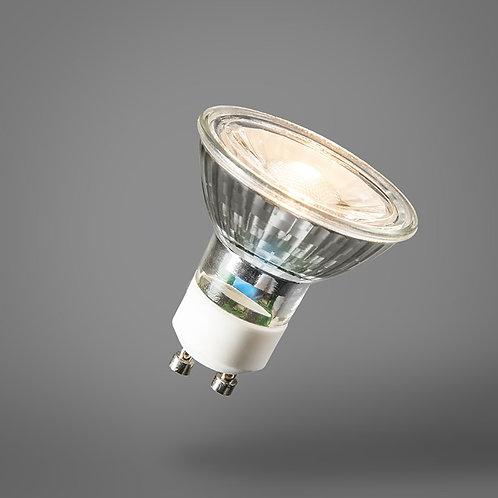 GU10 LED COB 3W 230LM 3000K 50 stk