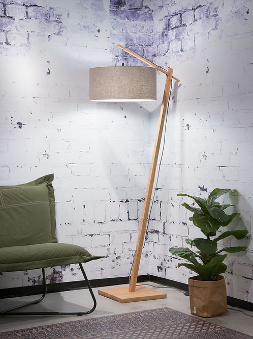 Design gulvlampe - Andes (flere farger)