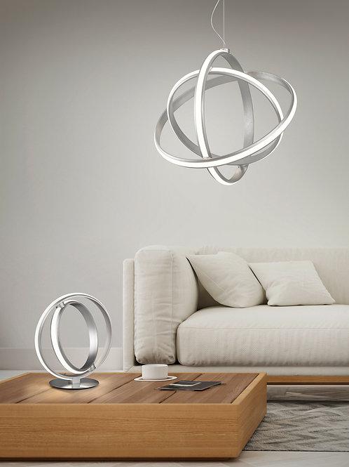 Bordlampe nikkel - Compton