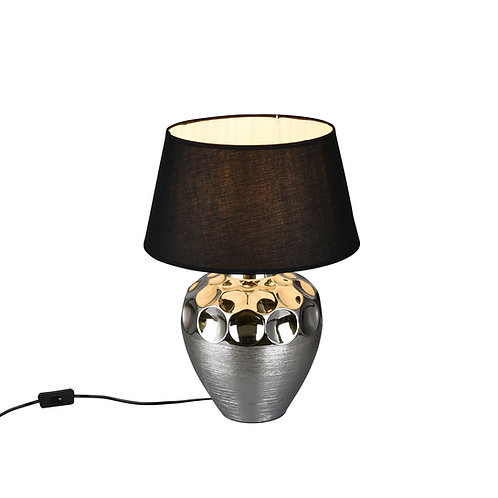 Bordlampe svart - Luanda