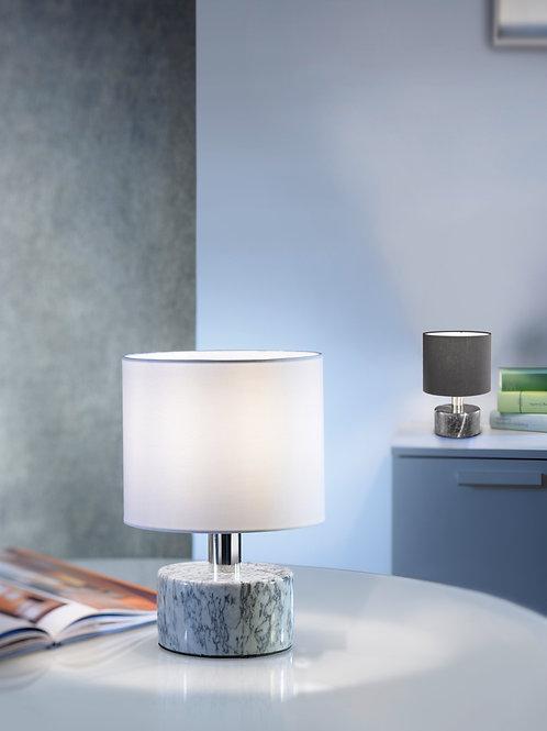 Bordlampe hvit - Orlando