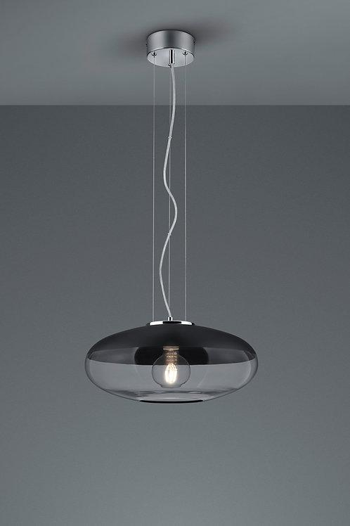 Design hengelampe svart - Porto 40