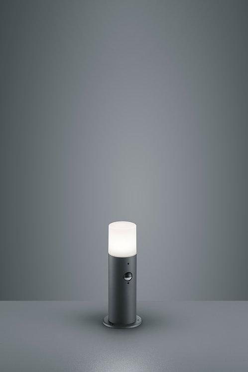 Utelampe antrasitt med sensor - Hoosic 30