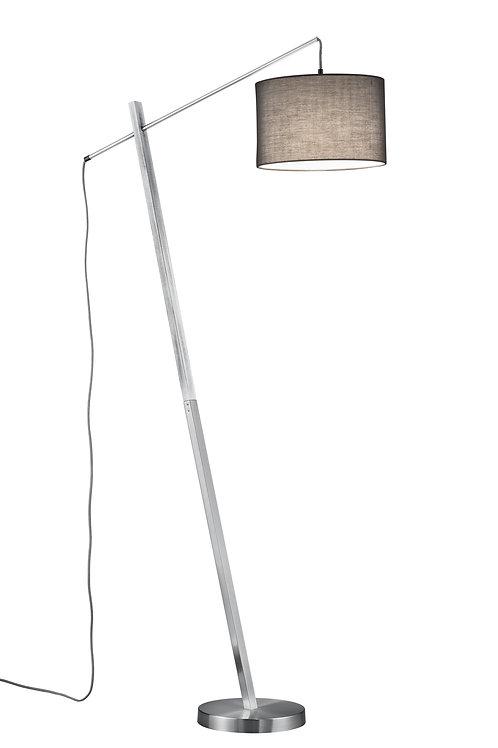 Design gulvlampe grå - Padme