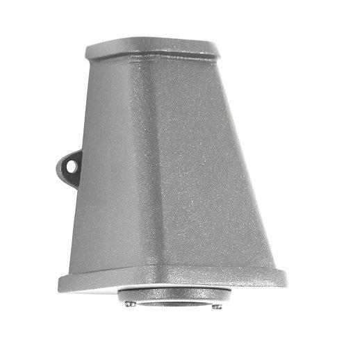 Vegglampe aluminium - Triton