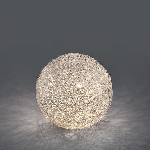 Bordlampe krom - Thunder 30