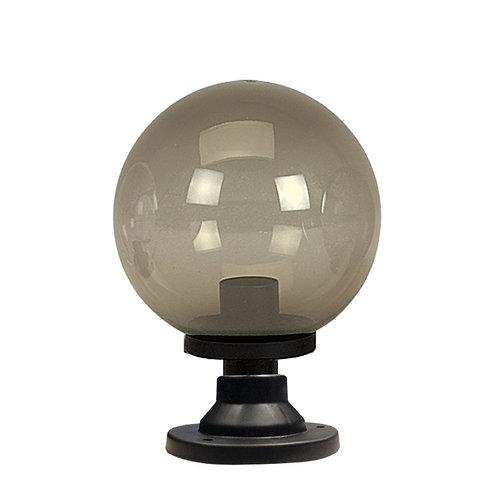 Design hagelampe svart - Globe 25