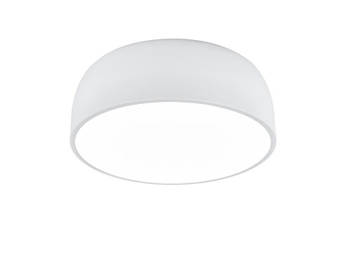 Taklampe hvit - Baron