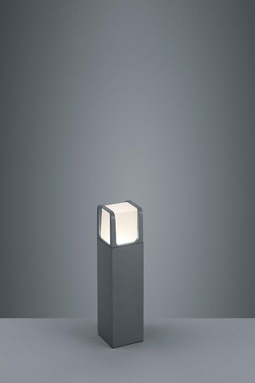 Utelampe antrasitt LED - Ebro 40