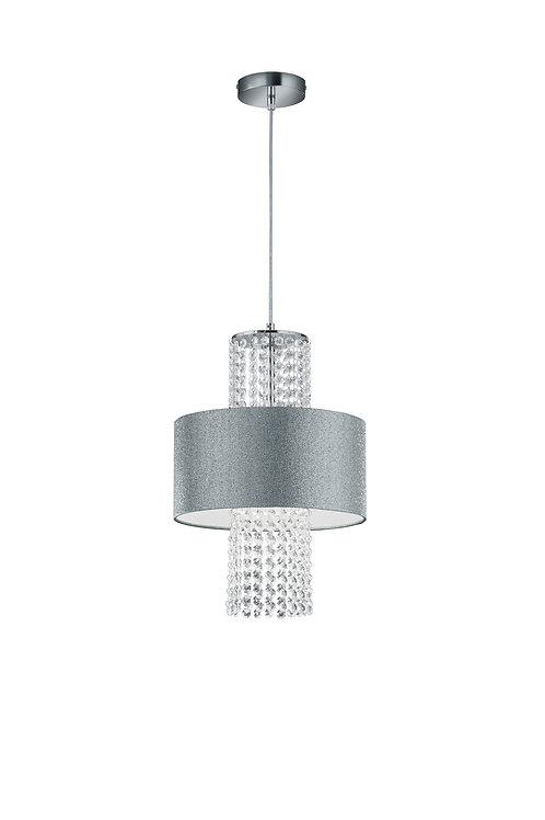 Design hengelampe grå - King
