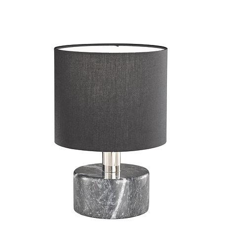 Bordlampe svart - Orlando