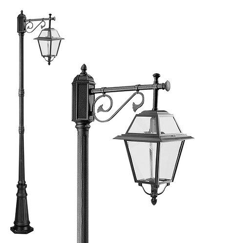 Klassisk hagelampe - Lyngen XL