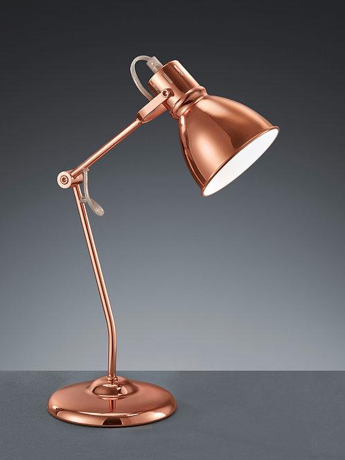 Bordlampe kobber - Jasper