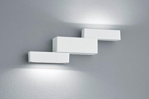 Design vegglampe hvit - Padma