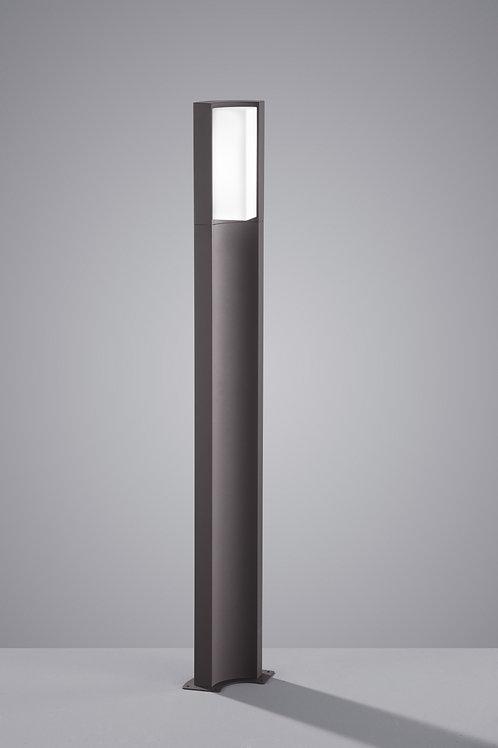 Design utelampe grå - Suez