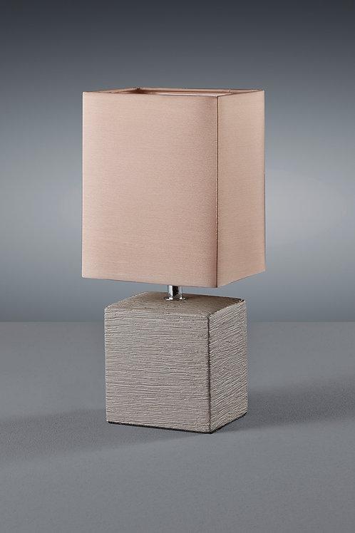 Bordlampe brun - Ping