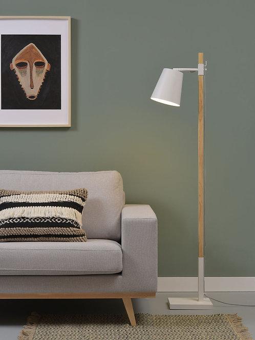 Design gulvlampe hvit - Sydney