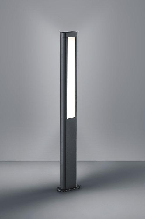 Utelampe antrasitt LED - Rhine 100
