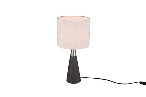 Bordlampe grå - Memphis