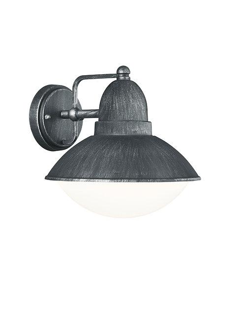 Vegglampe grå - Amur