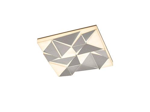 Design taklampe aluminium - Trinity