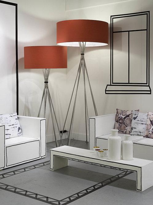 Design gulvlampe - Lima XXL (flere farger)